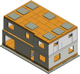 Seismically Isolated Unibody Residential Buildings for Enhanced Life-Cycle Performance (2014)