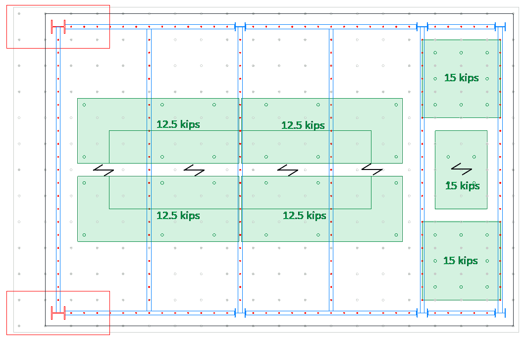 Seismic Collector Project Floor Plan